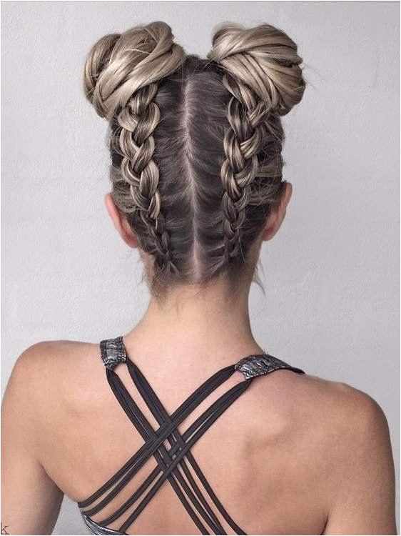 Simple Hairstyles Cool Braid Hairstyles Bun Hairstyle Braid Ponytail Girl Hairstyles