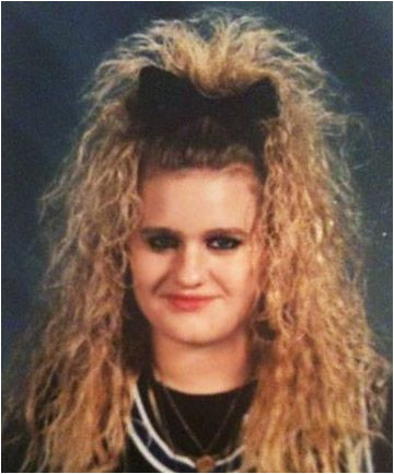 80s Hairstyles Half Up 19 Awesome 80s Hairstyles You totally Wore to the Mall