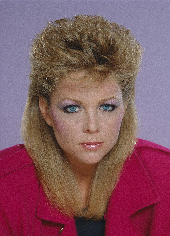 Hairstyles the Eighties