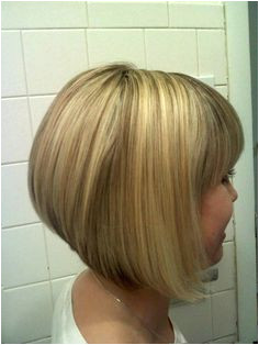 A Line Bob Hairstyles Front And Back