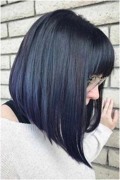 24 Ideas With Edge For A Long Bob Haircut With Bangs