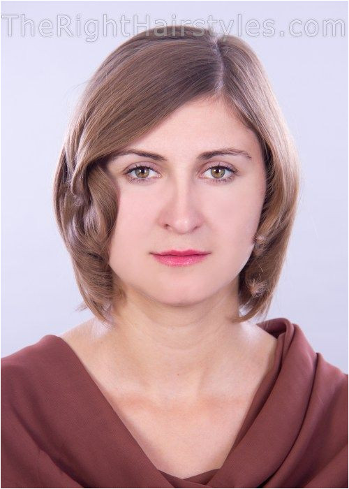 hairstyle for short fine hair