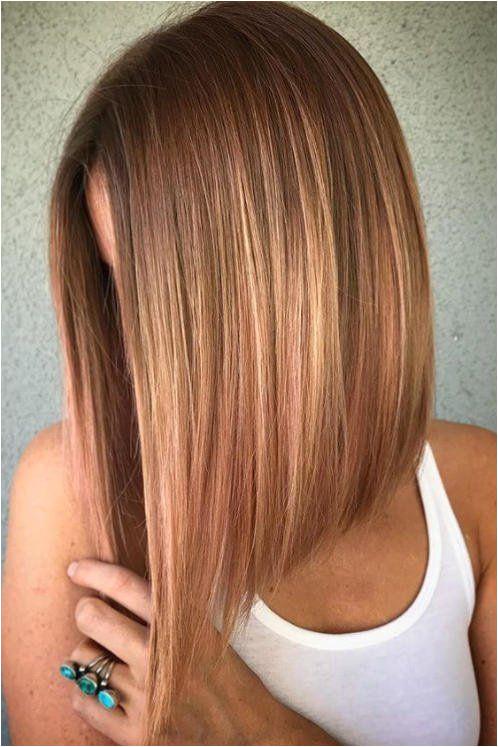 Angled Lob Haircuts That Prove Blunt Isn t Always Better Peachy Lob
