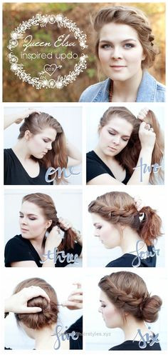 Insane 12 Cute and Easy Hairstyles for School 2017 The post 12 Cute and Easy Hairstyles