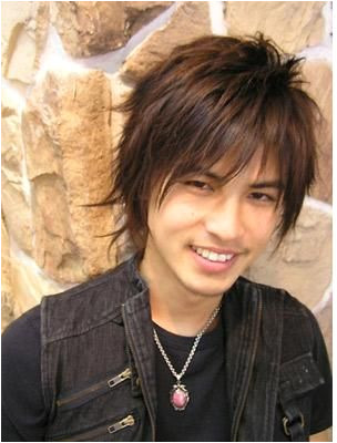 Japanese Men Hairstyle Japanese Haircut Asian Men Hairstyle Anime Haircut Punk Haircut