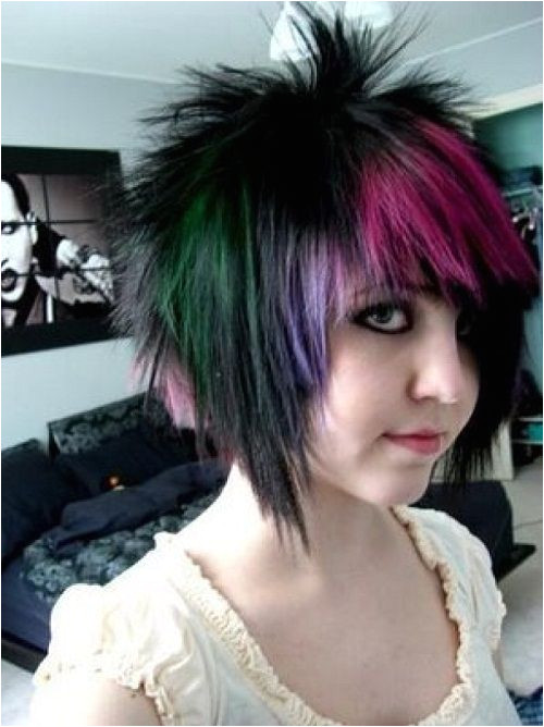 Hairstyles With Bangs Emo Girl Hairstyles Short Emo Haircuts Scene Haircuts Emo