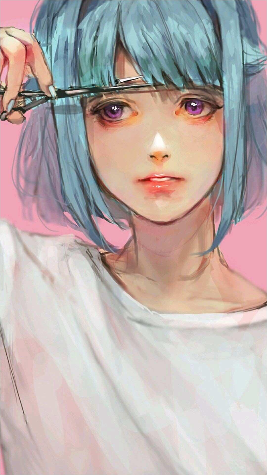 Anime Girl Hairstyle New Pin by Ileana Miranda Anime G I R L S Pinterest Anime Girl Hairstyle
