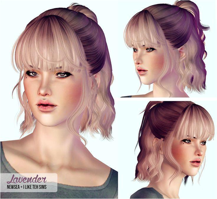 My Sims 3 Blog Hair Retextures by I Like Teh Sims