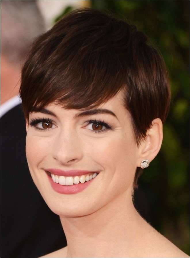 Hairstyle for Short Hair for Girl Elegant Short Hairstyles with Fringe 2014 Fresh tomboy Haircut 0d