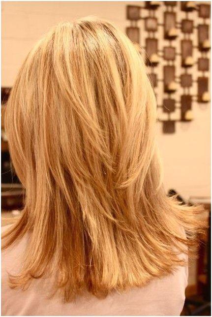 Choppy Layered Hairstyles Blunt Medium Haircut