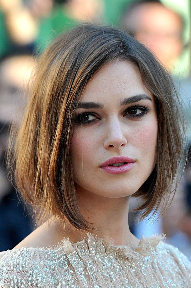Keira Knightley square face shape