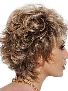 Short Layered Hairstyles for Women Over 50 with Round Faces Bing Short Curly Hairstyles
