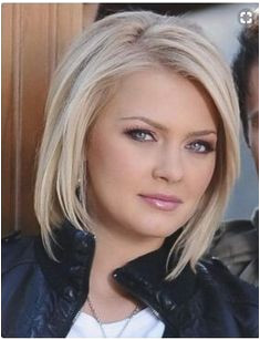 hairstyles for double chins Short Hairstyles for Round Faces with Double Chin Fine Hair Bob Hairstyles