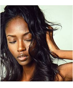 Dark skinned women are beautiful y Ebony Girls African Hairstyles My Beauty Black