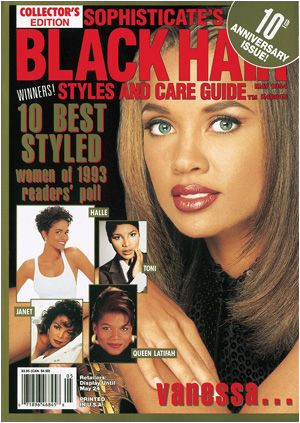 Black Hairstyles 1994 Black Hairstyles and Care Guide May 1994 Black Hairstyle