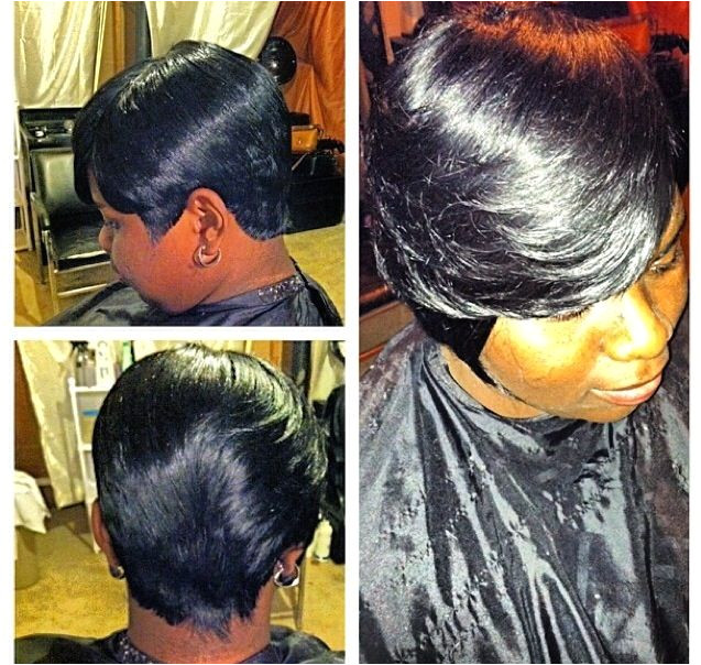 Black Hairstyles 27 Piece Weave 27 Piece African American Short Hairstyle Quick Weave