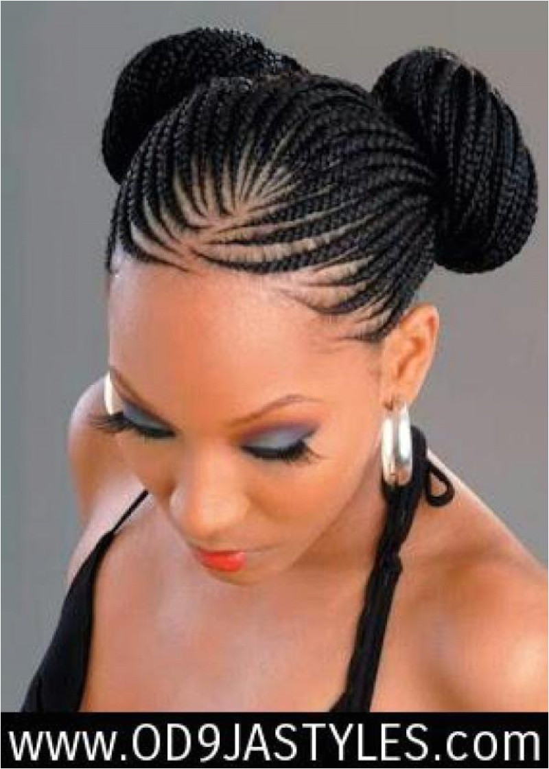 Incredible Idea Hair Also Two Braids Hairstyles 2018 And Latest Ghana Weaving Hairstyles 2018 That Will
