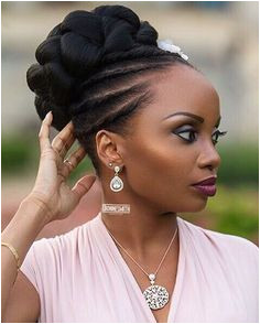 110 Wedding Hairstyles for Natural Hair