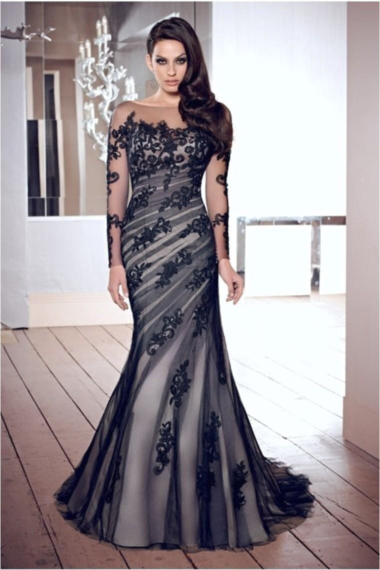 Black Wedding Dresses Wedding Party Dresses Bridal Dresses Formal Dresses Bridesmaid Dresses