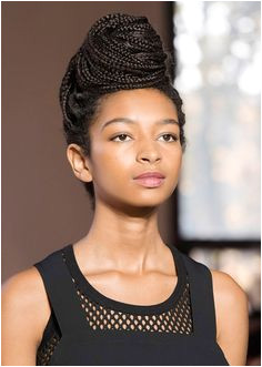 Runway Approved Updos That Work on a Variety of Textures and Lengths
