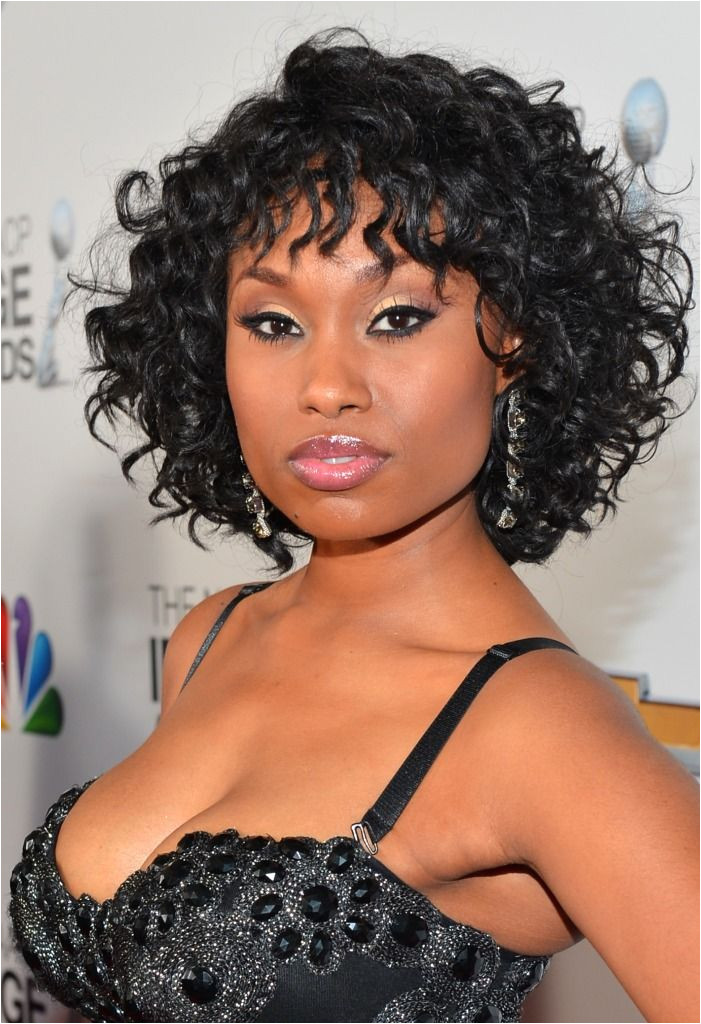 short wavy wrap hairstyles for black women