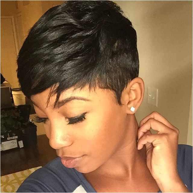 20 Lovely Short Hairstyles Black