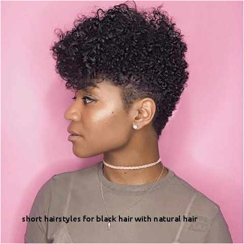 Black Hairstyles Natural Hair Styles Beautiful Short Hairstyles for Black Hair with Natural Hair Ely Curly