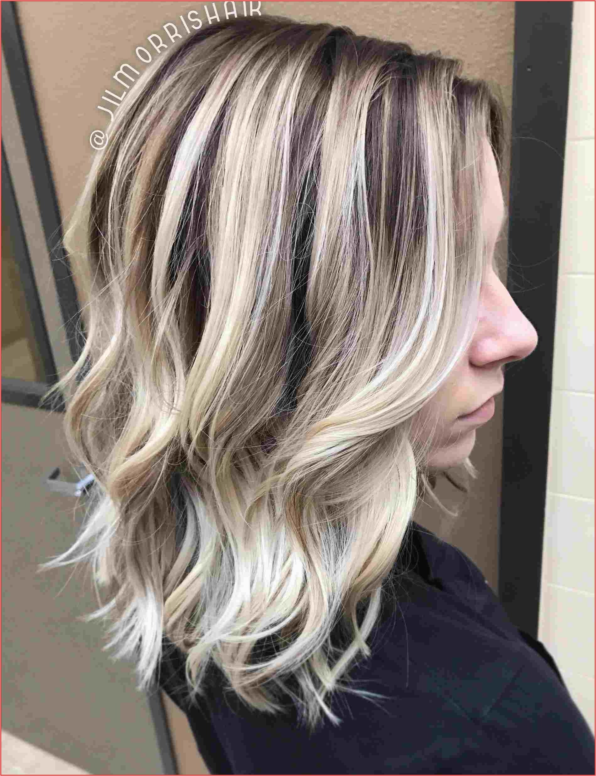 Black and Blonde Hair Color Dreamy ashy Shadow Root Waves and Rhpinterestcouk Cool Black Hair