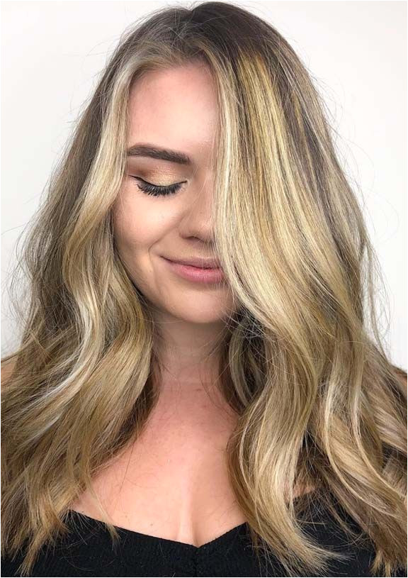 20 Best Blonde Balayage Long Hairstyles for 2019 Long Hair Pinterest