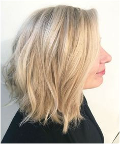 Most Exquisite Shoulder Length Blonde Hairstyles 2019 Not to Miss Out This Year