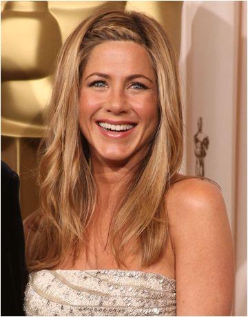 Celebrity Hairstyle Icon Jennifer Aniston HarpersBAZAAR