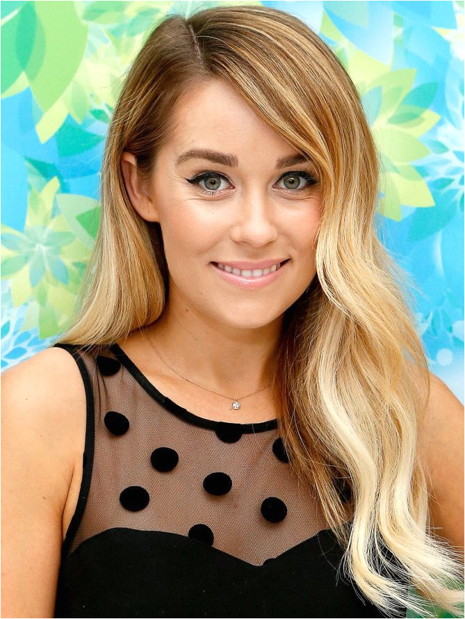 Lauren Conrad s hair color click through to see more of the best celebrity ombré hairstyles of all time