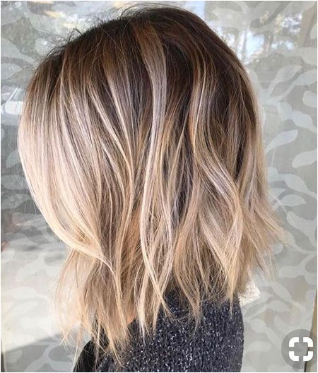 Root Smudge Blonde Hair