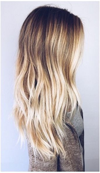 Blonde Hairstyles Long 2019 30 Popular sombre & Ombre Hair for 2019 Hairstyles