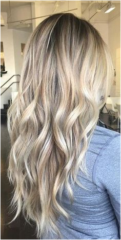 want this blonde hair color Dark Roots Blonde Hair Balayage Dying Hair Blonde