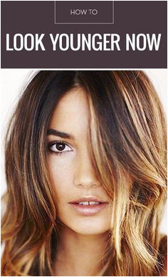 Antiaging system look younger with the old school new body system Hair Colours 2014
