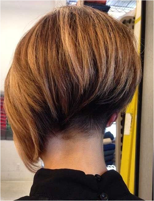 Image result for back of beveled haircut