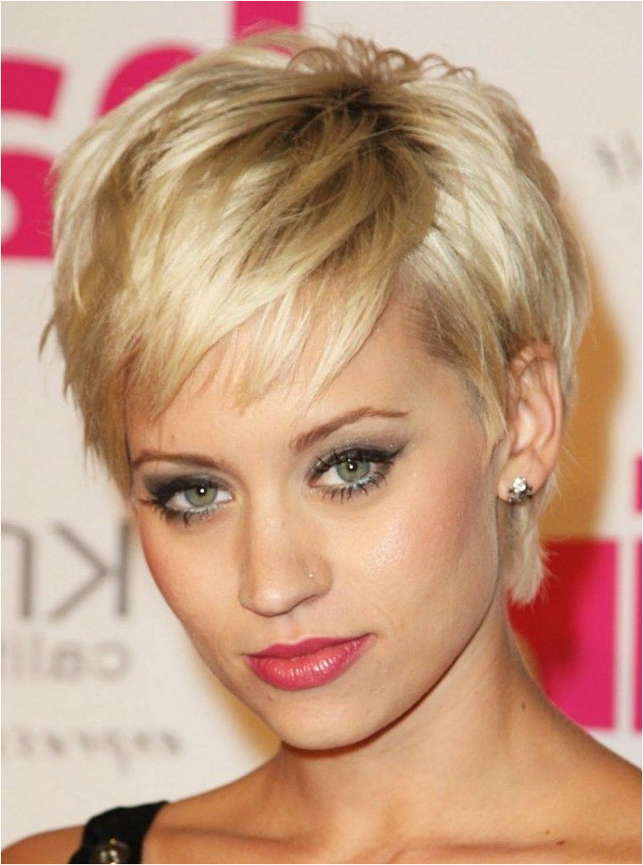 Hairstyles For Short Thin Hair Short Hairstyles Thin Hair
