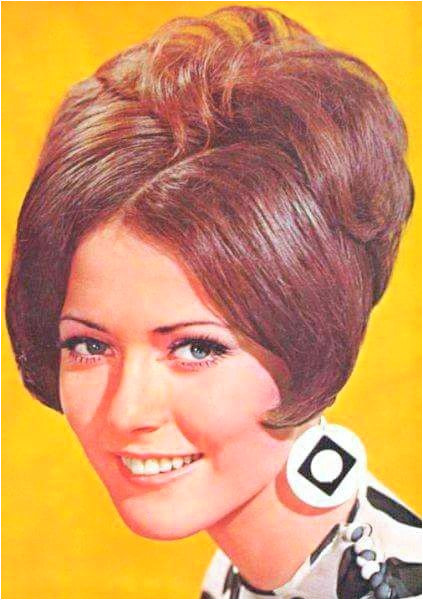 1960s Hair Updo Styles Updos Bob Up Dos 60s Hair