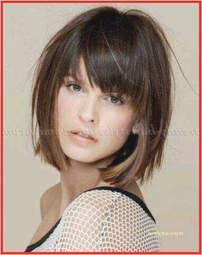 Bob Hairstyles 2019 with Bangs 20 Best Bob Hairstyles with Bangs for Thick Hair