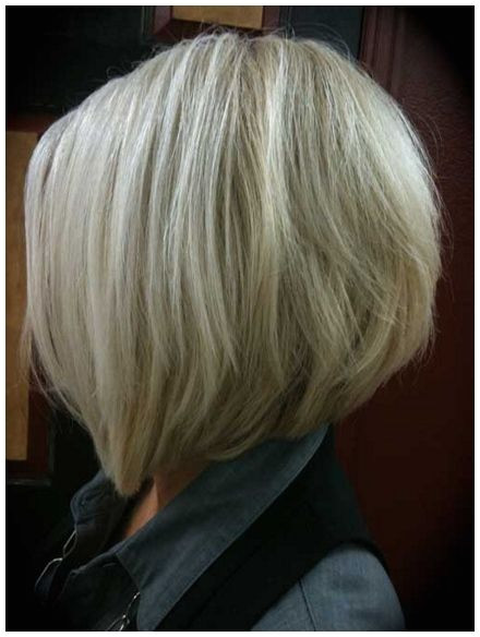 Bob Hairstyles Back and Front View Short Stacked Hairstyles Back View some Instances Of Short Stacked