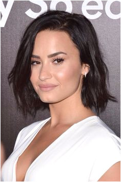 Demi Lovato at the Samsung launch party in West Hollywood August 18th Demi Lovato Haircut