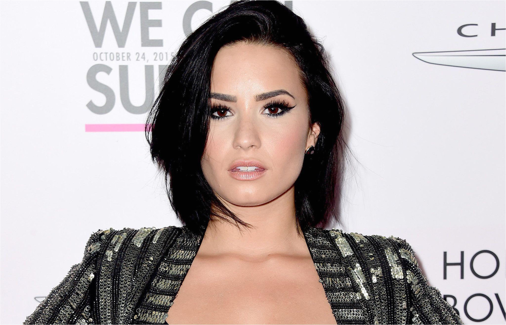 Demi Lovato Pop Singer