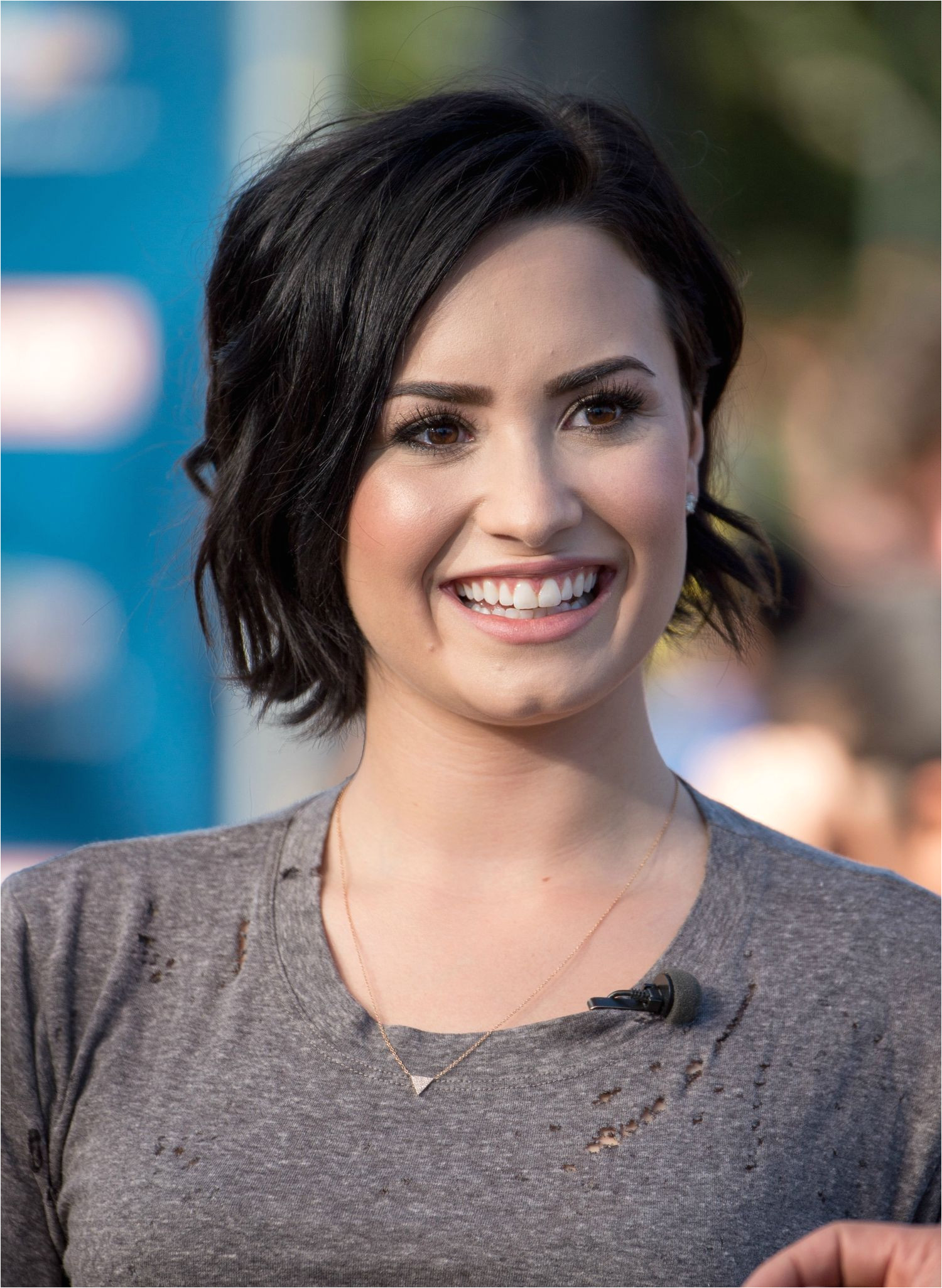 Bob Hairstyles Demi Lovato Demi Lovato S Haircut is Crazy Cute Take A Look From Every Angle
