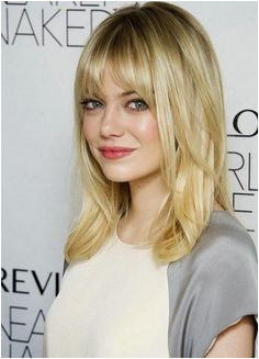 13 Fabulous Medium Hairstyles With Bangs