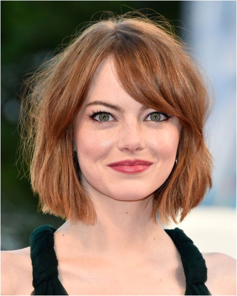The red carpet tousled bob of our dreams this is the way to work a fringe with a bob people