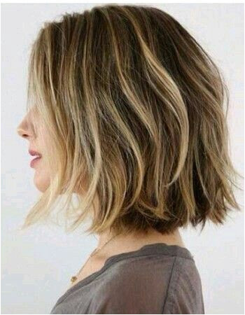 Wanna see the latest Choppy Layered Bob Hairstyles that would look great on every hair type and face shape Here are the most popular bob hairstyles with