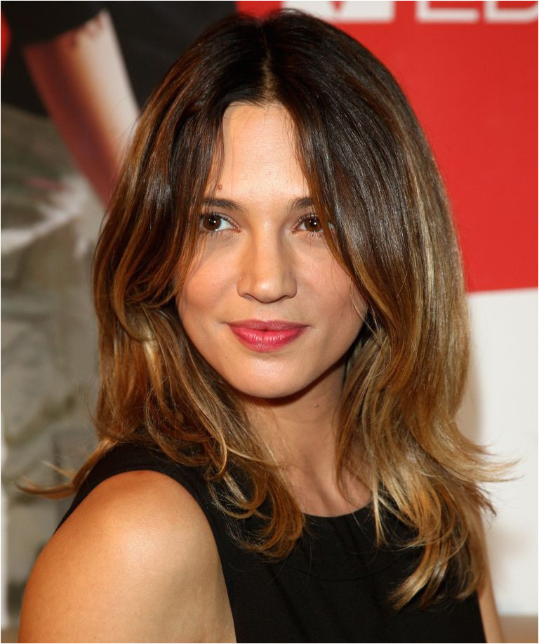 Asia Argento Vittorio Zunino Celotto Getty The most flattering haircut on a long face