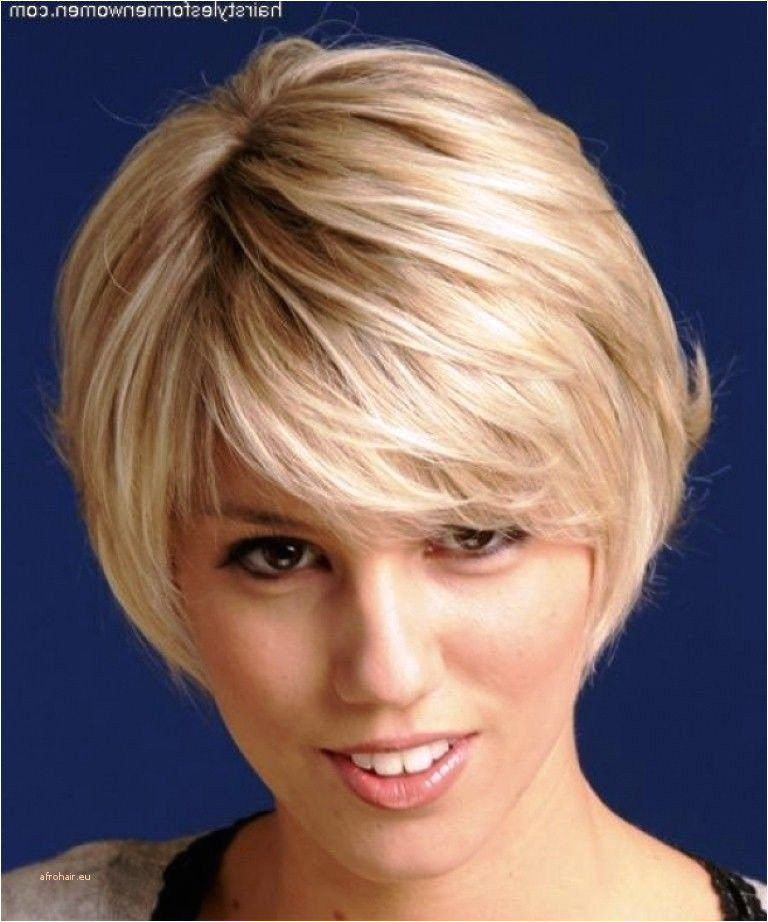 Short Hairstyles for Older La s with Thick Hair Beautiful Short Haircut for Thick Hair 0d Inspiration