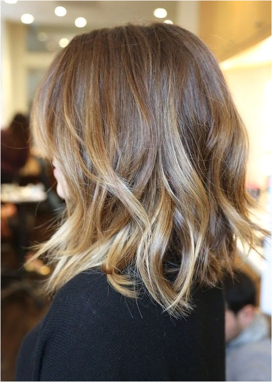 my latest obsession and inspiration for my own hair milk chocolate brown base with balayaged highlights and quick style